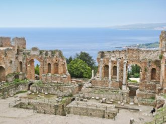 MSC Meraviglia Mittelmeer Messina
