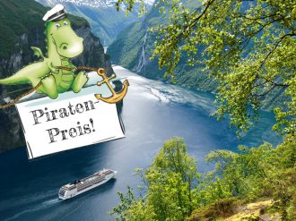 MSC Preziosa Geirangerfjord