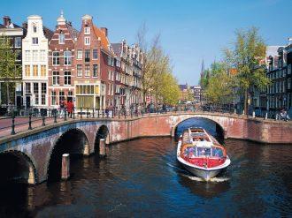 Nordeuropas Metropolen erleben MSC Magnifica Amsterdam