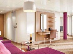 AIDAnova Penthouse-Suite