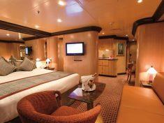 Costa Deliziosa Suite
