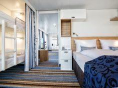 TUI Cruises Mein Schiff 3 Deluxe-Familienkabine mit Veranda