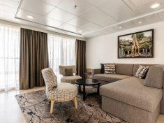 TUI Cruises Mein Schiff 3 Themensuite