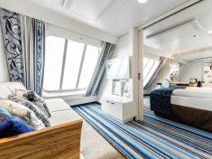 TUI Cruises Mein Schiff 3 Außenkabine für Familien