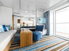 TUI Cruises Mein Schiff 3 Balkonkabine für Familien