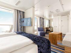TUI Cruises Mein Schiff 4 Familienkabine mit Balkon