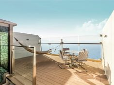 TUI Cruises Mein Schiff 4 Himmel & Meer-Suite