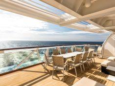 TUI Cruises Mein Schiff 4 Kombi-Balkonkabine