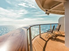 TUI Cruises Mein Schiff 4 Premium-Verandakabine
