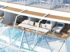 TUI Cruises Mein Schiff 5 Kombi-Balkonkabine
