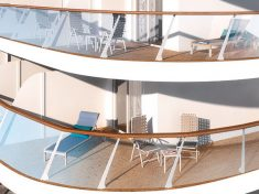 TUI Cruises Mein Schiff 5 Premium-Verandakabine