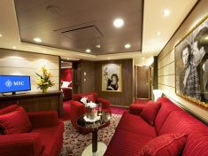 MSC Divina Royal-Suite