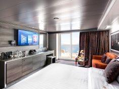 MSC Grandiosa MSC Yacht Club Deluxe Suite