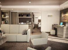 MSC Meraviglia Royal Suite