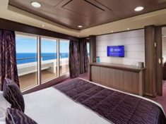 MSC Preziosa Executive & Family-Suite