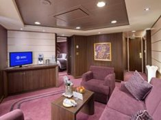 MSC Preziosa Royal-Suite