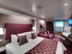 MSC Seaview Balkonkabine