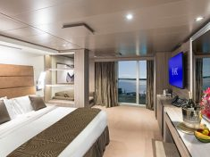 MSC Seaview Yacht Club Deluxe Suite