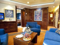 MSC Splendida Executive Family Suite