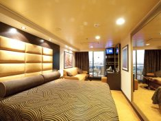 MSC Splendida Balkonkabine