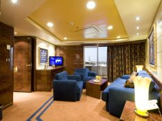 MSC Splendida Royalsuite