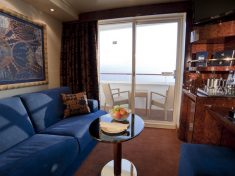 MSC Splendida Suite