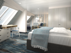 TUI Cruises Mein Schiff 2 Außenkabine für Familien