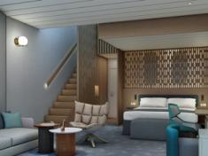 TUI Cruises Mein Schiff 2 Suite Himmel und Meer