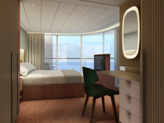 Neue Mein Schiff 1 Horizont-Suite
