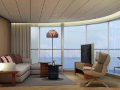 Neue Mein Schiff 1 Panorama-Suite