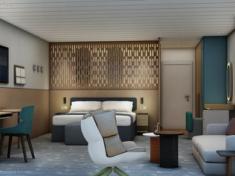 TUI Cruises Mein Schiff 2 Suite Übersee