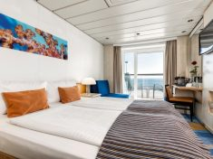 TUI Cruises Mein Schiff 2 Balkonkabine