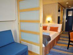 TUI Cruises Mein Schiff 2 Familienkabine