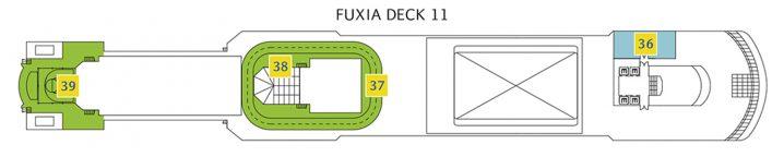 Costa Deliziosa Deck 11