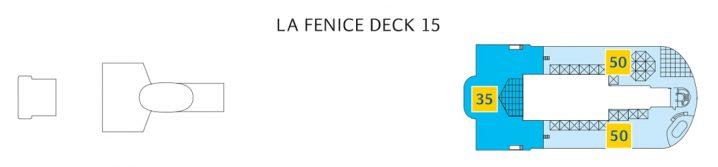 Costa Diadema Deck 15