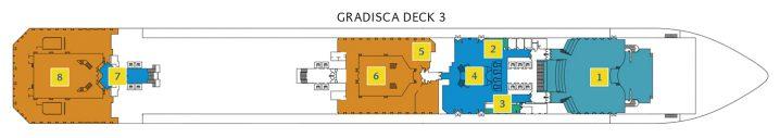 Costa Fascinosa Deck 3