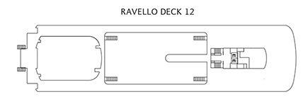 Costa neoClassica Deck 12