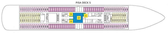 Costa neoClassica Deck 5