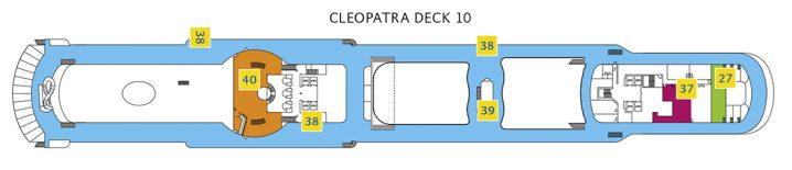 Costa Mediterranea Deck 10