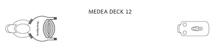Costa Mediterranea Deck 12