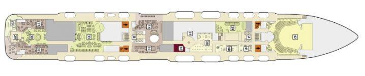 TUI Cruises Mein Schiff 3 Deck 5