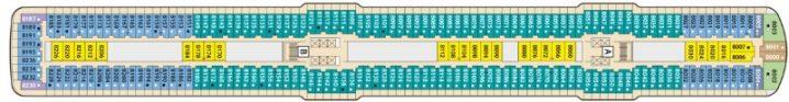 TUI Cruises Mein Schiff 3 Deck 8