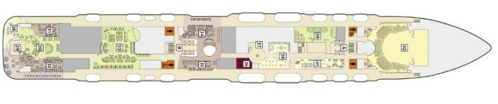 TUI Cruises Mein Schiff 4 Deck 5