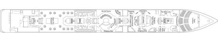 MSC Armonia Deck 5