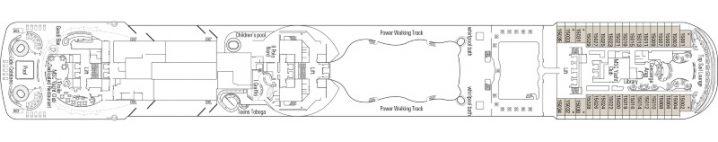 MSC Fantasia Deck 15