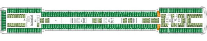 MSC Magnifica Deck 11
