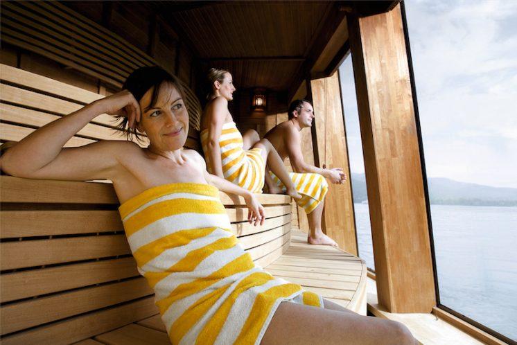 A-ROSA BELLA Sauna