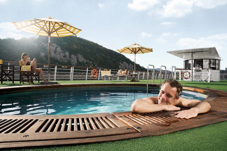 A-ROSA BELLA Swimmingpool