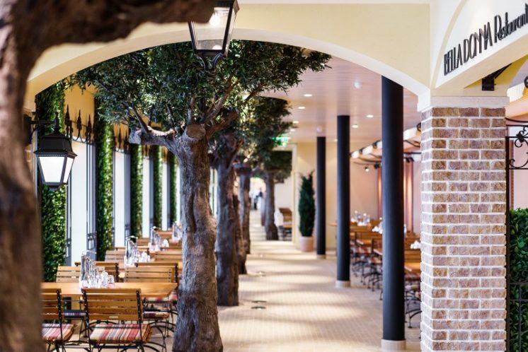 AIDAbella Donne Restaurant
