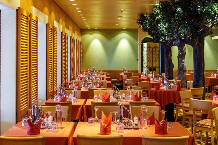 AIDAbella Donna Restaurant